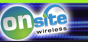 On-Site Wireless Shop